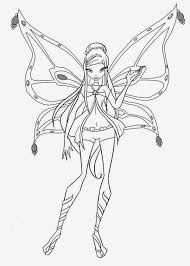Winx Club Coloring Pages Games Excellent Winx Coloring Pages Winx Club Musa Coloring Pages