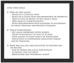 Goals Essay Examples Mba Essay Long Term Career Goals
