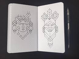 geometric sketching ikea free download growing up creative