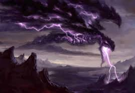 lightning dragon wallpaper free wallpapersafari