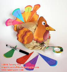 origami n u0027 stuff 4 kids thanksgiving
