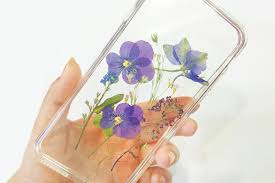 diy floral iphone case youtube