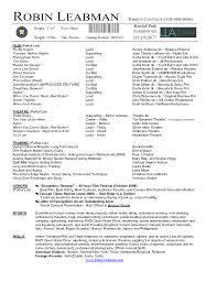 promotional model resume sample cover letter sample acting resume sample acting resume for child cover letter acting modeling resumes template resume samples charming child actor sample wonderful xsample acting resume