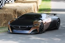new peugeot sports car peugeot and citroen eye sporty car filled future auto express