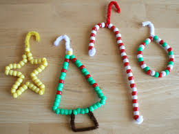 bead your own ornaments make and takes