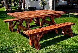 Redwood Patio Table Redwood Patio Furniture Interior Design