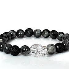 skull crystal bracelet images Crystal skull bracelet with labradorite lari 39 s jewelry designs jpg