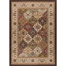 home design carpet and rugs reviews tayse rugs laguna multi 5 ft x 7 ft transitional area rug 4588
