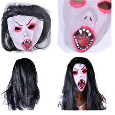 bane mask spirit halloween scary ladies bloody zombie costume walking dead cosplay halloween