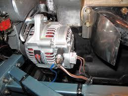 alternator lightweight with integrated regulator the u0027e u0027 type forum