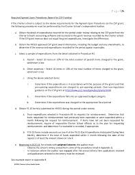 agreed upon procedures report template charter school audit guide 2015