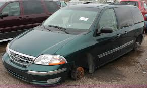 2000 ford windstar se van item e3405 sold april 29 city