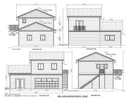 garage measurements friday harbor garage bunkhouse addition san juan island designer