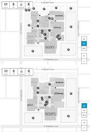 Map Of Spokane Northtown Mall 144 Stores Shopping In Spokane Washington Wa
