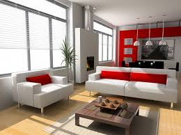 Best Red And Black Living Room Decor Pictures Home Design Ideas - Red living room decor