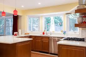 Mocha Kitchen Cabinets by J U0026k U0027s Mocha Kitchen Cabinets With Quartz Countertops In Phoenix