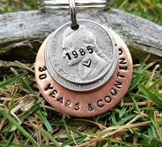 best 25 30 year anniversary gift ideas on 30 year