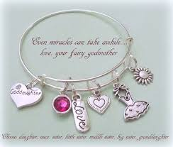 goddaughter charm goddaughter charm bracelet gift for goddaughter gift ideas