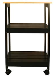 amazon com catskill craftsmen utility kitchen cart black base