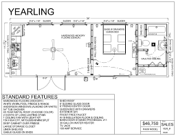 750 sq ft tiny house floor plan