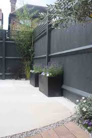 the 25 best fence paint colours ideas on pinterest grey fence