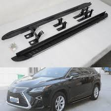 lexus rx for sale western cape side step fit for lexus rx rx350 rx450 2016 2017 running board