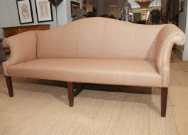 Leather Camelback Sofa by Furniture Delightful Camelback Sofa Design Inspiration Kropyok