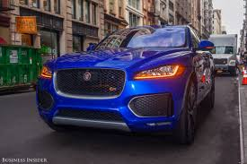 jaguar f pace blacked out jaguar u0027s f pace is the most beautiful luxury suv money can buy