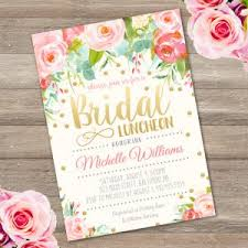 bridal luncheon invitations templates bridal shower invitations templates party printablesparty printables
