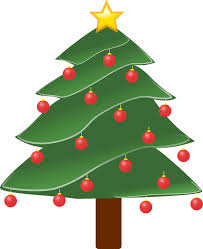 free vector graphic christmas tree plant decorated free image