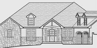 custom luxury home plans luxury house plans daylight basement house plans custom house