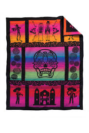 dia de los muertos home decor pendleton dia de los muertos blanket casa pinterest room and