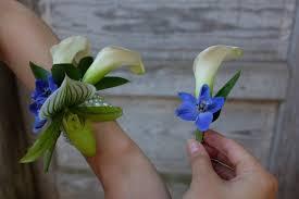 calla boutonniere calla boutonniere michler s florist greenhouses garden