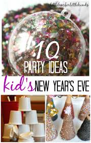 new years party poppers kids new years party ideas and activities for new years