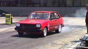 toyota drag car toyota starlet drag racing at import 2014