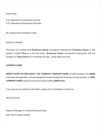 Certification Letter Template Sle Doc 662777 Example Of Employment Verification Letter U2013 40 Proof