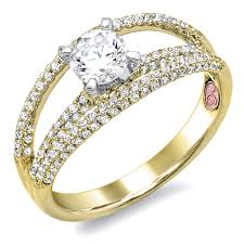 gold wedding ring designs designer yellow gold engagement ring demarco bridal jewelry
