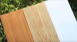 wood paint sealing painting staining pressure treated wood yellawood