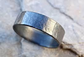 used wedding rings wedding wedding buy made black silver ring used look silk