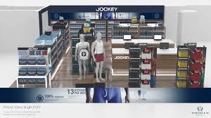 Macy S Herald Square Floor Plan by Jockey Macy U0027s Herald Square Nyc Store In Store Branding Display