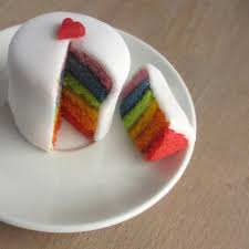 small cake how to make a layered rainbow mini cake or rainbow cake on a stick