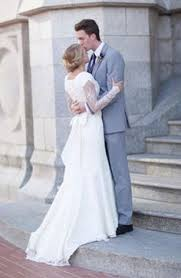 utah rental wedding dress modest lace boho wedding dress gowns