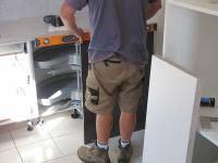 joue cuisine joue d habillage pour meuble bas dans une cuisine équipée