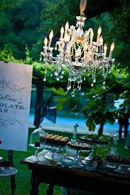 Im Gonna Swing From The Chandelier 50 Glam Chandeliers For Wedding Decor Happywedd Com