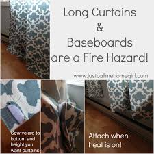 Short Curtains For Basement Windows by No More Fire Hazard Curtains Curtains Baseboards And Baseboard