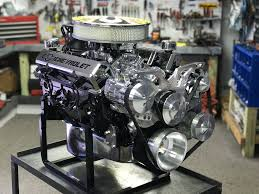 bbc autos with a 500hp crate engines chevy performance engines stroker 383 427 540 632
