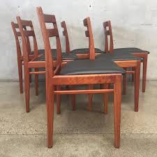 Hansen Patio Furniture by Danish Teak Dining Chairs By Rosengren Hansen U2013 Urbanamericana