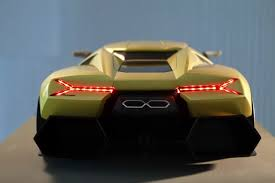 cartoon lamborghini lamborghini cnossus concept design what do you think