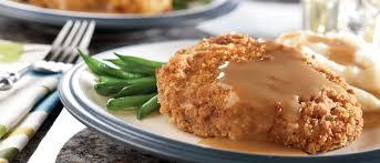 pork chops u0026 gravy