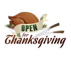 what s open on thanksgiving monday muskokaregion
